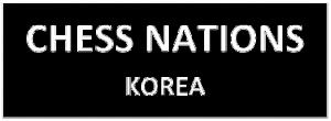 4 Chess Nations Korea Logo