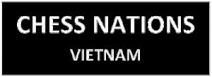 6 Chess Nations Vietnam Logo